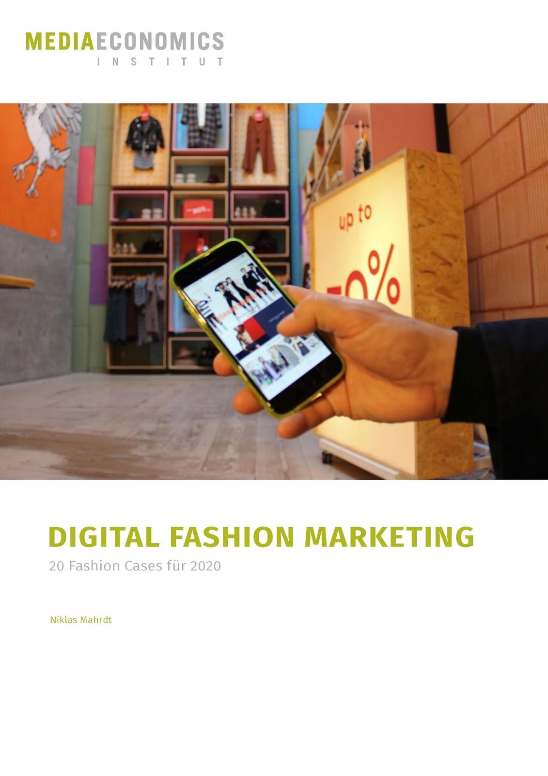 Cover_Digital_Fashion_Marketing__Niklas Mahrdt_Media_Economics_Institut