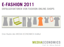 Studie Electronic Fashion Erfolgsfaktoren Fashion Mode Online Shops Marktanalyse