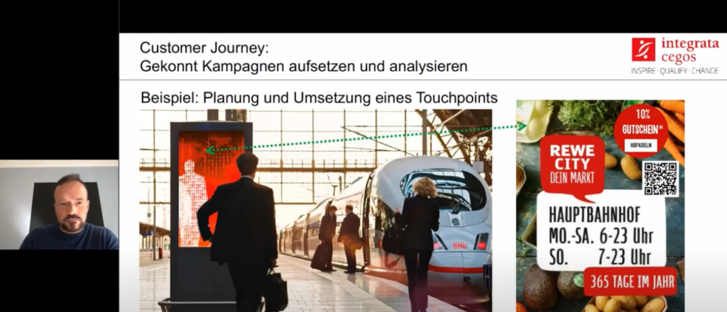 Webinar Aufzeichnung Customer Journey Experience Touchpoints Mapping Data Analytics