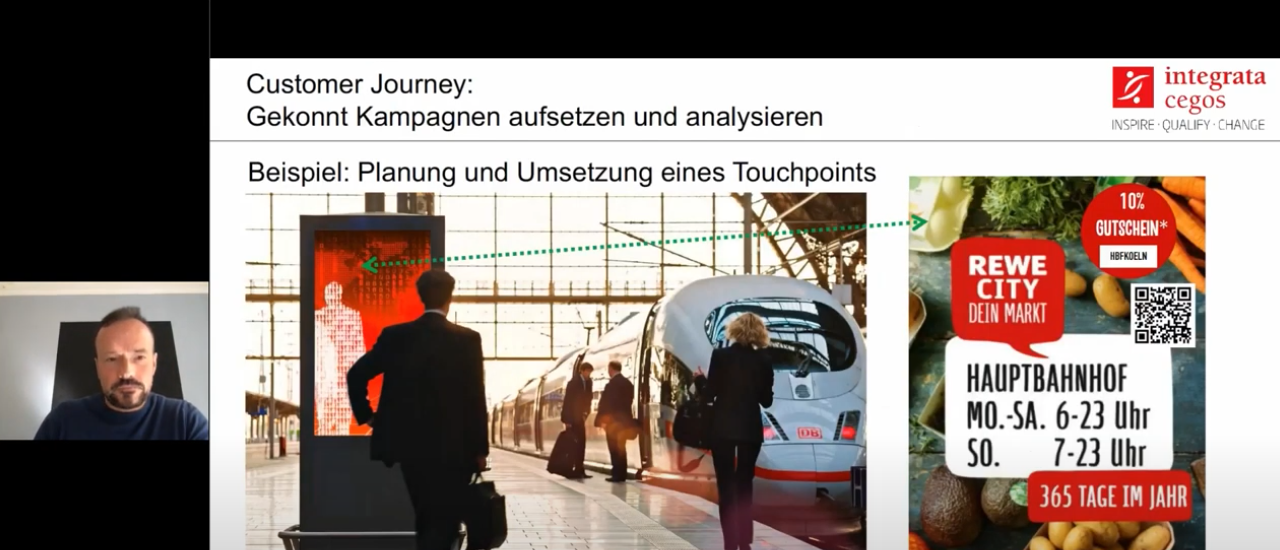 Webinar Aufzeichnung Customer Journey Experience Touchpoints Mapping Data Analytics